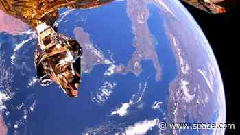 Video from space: Companies sign deal to launch 1st 'EarthTV' satellite in 2021