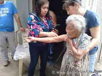 Pitbull atacó a una ancianita de 80 años, en Catemaco - Diario Eyipantla