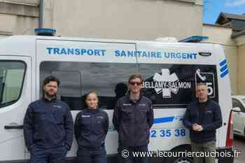 Lillebonne. Le transport sanitaire ré-accélère doucement - Le Courrier Cauchois