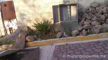 Incomunican a vecinos de Acajete por robo de cable de cobre - Municipios Puebla