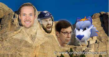 Who's On Your Predators Mount Rushmore?