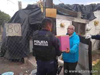 Beneficiados con despensas, dos mil ciudadanos de la región Jiquilpan-Sahuayo - Altorre