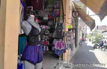 Reabren algunos comercios en Sahuayo y Jiquilpan - Quadratín Michoacán
