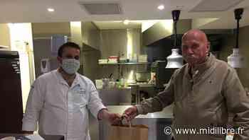 Frontignan : les restaurateurs s'adaptent et proposent de la vente à emporter - Midi Libre