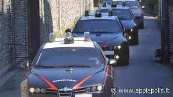 CASAGIOVE, FURTO DI RUOTE, IN MANETTE 36ENNE NAPOLETANO - Appia Polis