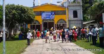 Cancelan fiesta patronal por coronavirus en Tlapacoyan - Vanguardia de Veracruz