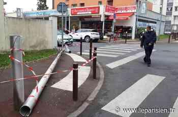 Ermont : encore trois mâts de vidéosurveillance détruits - Le Parisien