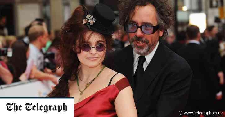Helena Bonham Carter: why Tim Burton wanted Johnny Depp's ideas but not mine - Telegraph.co.uk