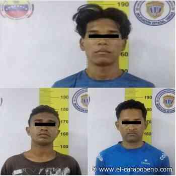 Capturados homicidas del guachimán de un taller mecánico en Catia La Mar - El Carabobeño
