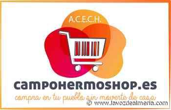 Diez años al servicio de empresas y comercios de Campohermoso - La Voz de Almería