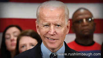 Biden Among Obama Officials Who Requested Flynn Unmasking - RushLimbaugh.com