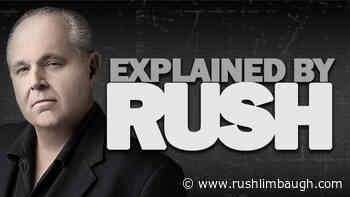 Why Trump Doesn't Get Rid of Fauci - RushLimbaugh.com