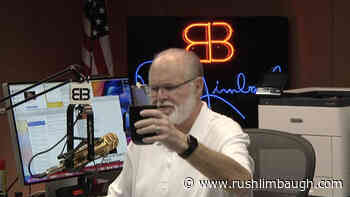 I'm Fascinated by This Coffee Mug! - RushLimbaugh.com