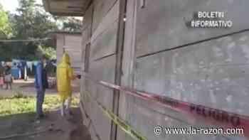 Por miedo al COVID-19, en Rurrenabaque precintan casas de 'casos excepcionales' - La Razón (Bolivia)
