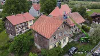 Renovierung: Alte Schule in Immenstadt wird auf Sanierung vorbereitet - all-in.de - Das Allgäu Online!