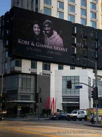 Sports Academy retires 'Mamba' name to pay respect to Kobe Bryant