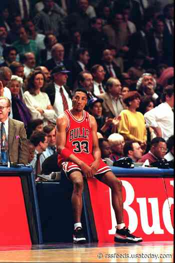 'The Last Dance': Scottie Pippen 'probably wouldn't change' final play protest vs. Knicks