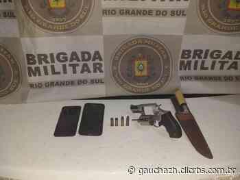 Dois homens foram presos após uma tentativa de homicídio em Esteio - GaúchaZH