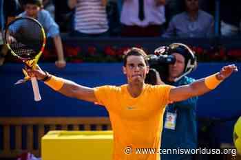 ThrowbackTimes Barcelona: Rafael Nadal bagels David Goffin to reach final - Tennis World USA