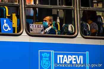 Uso de máscara passa a ser obrigatório - Agência Itapevi