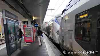 Déconfinement : retour à bord du TER Saint-Sulpice - Toulouse ce lundi matin - LaDepeche.fr