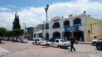 Desacatan los no esenciales la orden de cerrar, en Tlaxcoapan - Criterio Hidalgo