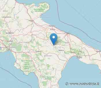 Terremoto: lieve scossa stamani, epicentro Gravina in Puglia - Noi Notizie. - Noi Notizie