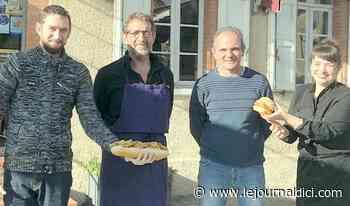 Un sandwich local XXL anti-crise pour les gourmands - Le Journal d'Ici