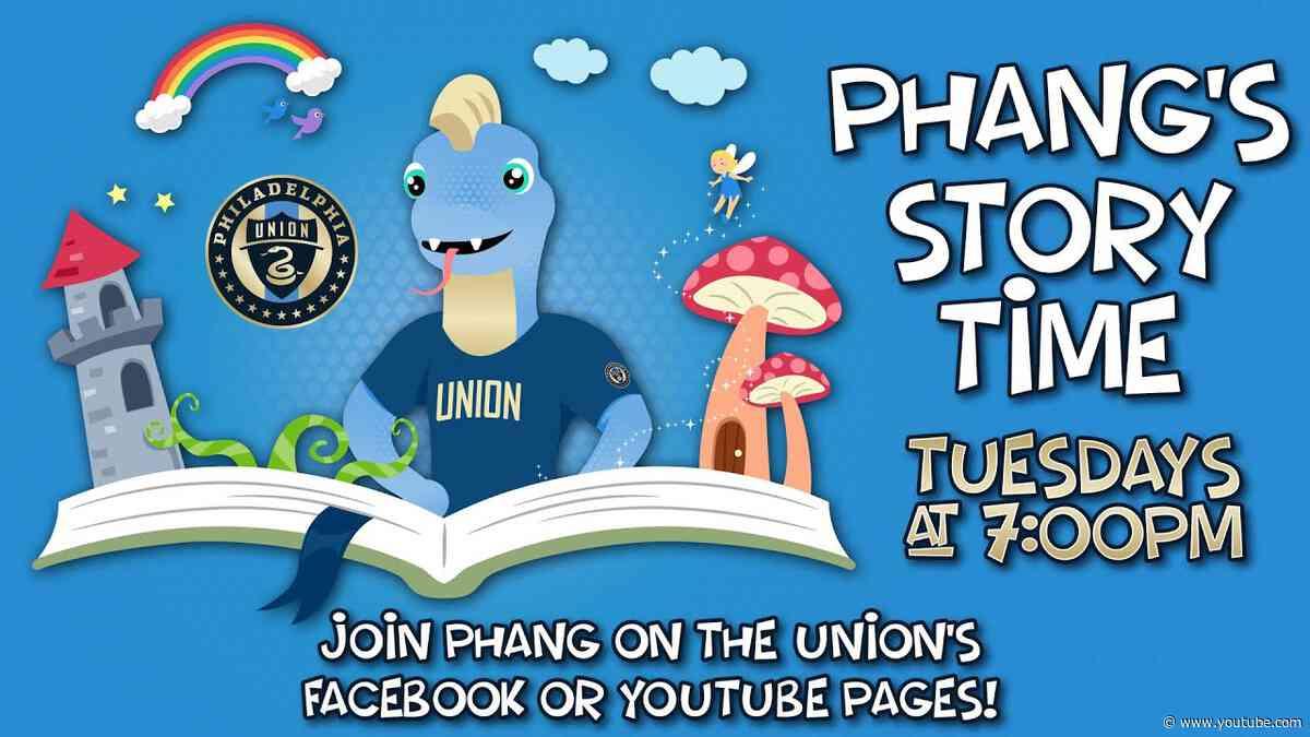 Story Time with Phang: When Poke Woke