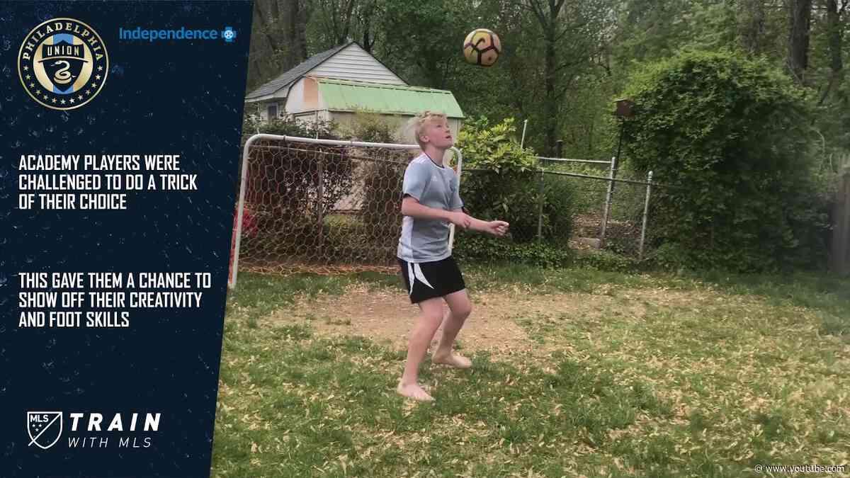 Philadelphia Union: Trick Skill Challenge