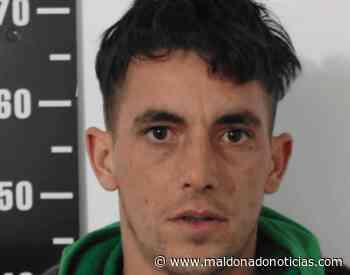 Conocido delincuente de Aiguá enviado 8 meses a la cárcel por robo de una bicicleta - maldonadonoticias.com