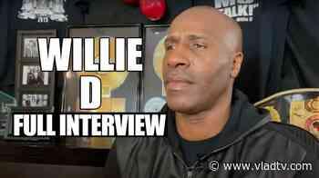 EXCLUSIVE: Willie D on Michael Jordan, Scarface, Stacey Dash, Apryl Jones (Full Interview) - VladTV