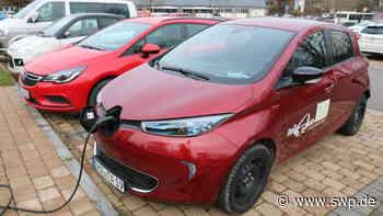 Car-Sharing-Mobilität in Donzdorf: Virus bremst Projekt mit Elektro-Autos - SWP