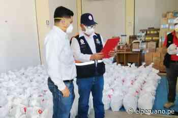 Petroperú entrega canastas de alimentos para la población vulnerable de Ilo - El Peruano