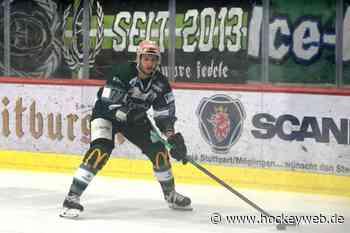 Dennis Swinnen verlässt die Bietigheim Steelers - Hockeyweb.de
