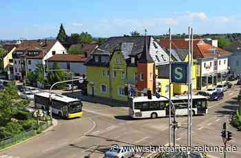 Verkehr in Filderstadt - Bei der Mobilität läuft's noch nicht rund - Stuttgarter Zeitung