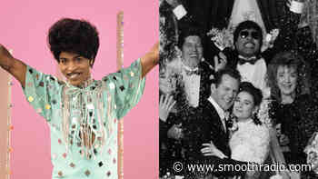 How Little Richard officiated weddings of Cyndi Lauper, Tom Petty, Bruce Willis and Demi Moore - Smooth Radio