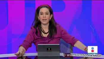 Noticias con Yuriria Sierra   Programa completo 12/05/2020 Imagen Televisión - Imagen Televisión