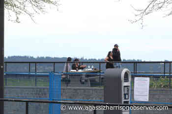 'White Rock is closed to visitors this weekend' – city council - Agassiz-Harrison Observer