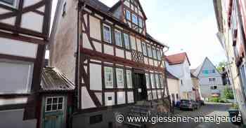 Hochzeitshaus in Laubach soll zum Wohnhaus werden - Gießener Anzeiger