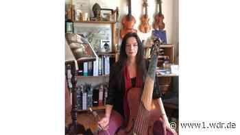 Hille Perl: Musik auf der Gambe von J.S. Bach und C. Fr. Abel - WDR Kulturambulanz - WDR Nachrichten
