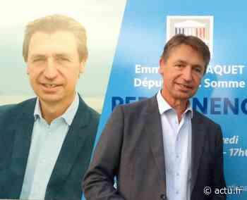La permanence d'Emmanuel Maquet de nouveau ouverte à Friville-Escarbotin - actu.fr