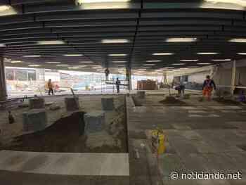Estação Francisco Morato deve ser entregue no início do segundo semestre - Rede Noticiando