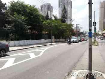 CET bloqueia faixas da Avenida Francisco Morato nesta segunda-feira (4) - Via Trolebus