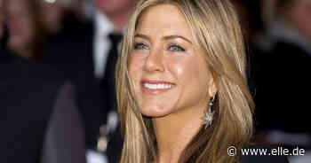 Jennifer Aniston trägt Feathered Ends – den Frisuren-Trend im Frühling - Elle.de