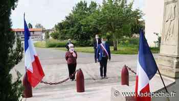 Saint-Hilaire-de-Lusignan. Cérémonie du 8-Mai confinée - ladepeche.fr