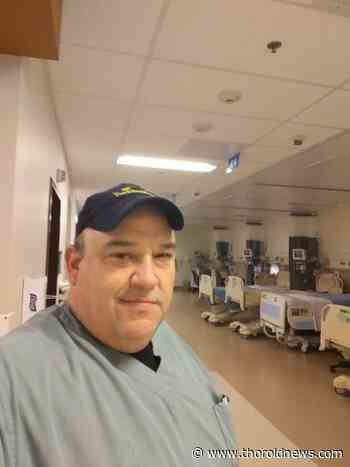 Thorold man makes sure that surgeries can happen, even during COVID-19 - ThoroldNews.com