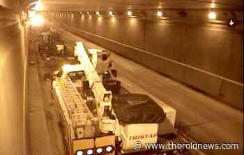 Long-term closure of Thorold tunnel starting - ThoroldNews.com