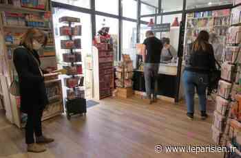 A Yerres, les habitants heureux de retrouver leur librairie - Le Parisien