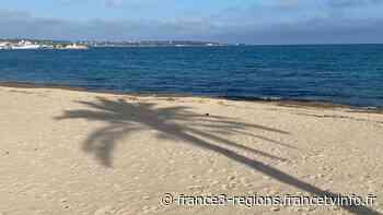 Antibes, Nice, Menton... Certaines plages des Alpes-Maritimes pourraient rouvrir dès ce week-end - France 3 Régions